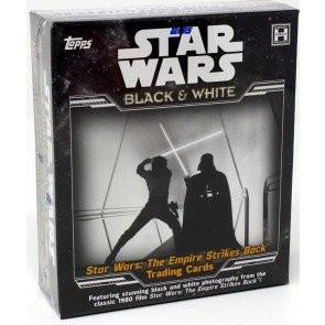 2019 Topps Star Wars The Empire Strikes Back: Black & White Hobby Box