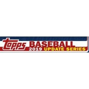 2019 Topps Update Series Baseball Jumbo Box