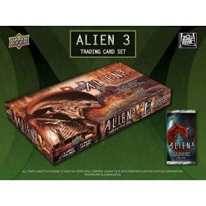 2019 Upper Deck Alien 3 Trading Cards Hobby Box