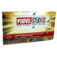 2018 Upper Deck Marvel Cinematic Universe 10th Anniversary 12 Box Case