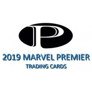 2019 Upper Deck Marvel Premier Trading Card 6 Box Case