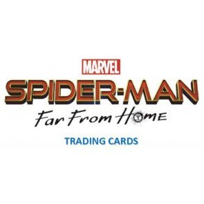 2019 Upper Deck Marvel Spider-Man Far From Home 12 Box Case