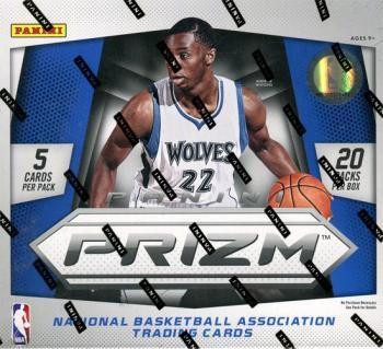 2014/15 Panini Prizm Basketball Hobby 12 Box Case