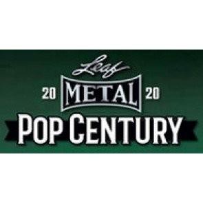 2020 Leaf Metal Pop Century Box