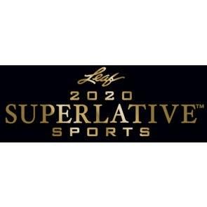 2020 Leaf Superlative Sports 10 Box Case