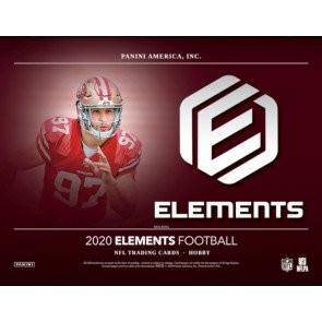 2020 Panini Elements Football Hobby Box
