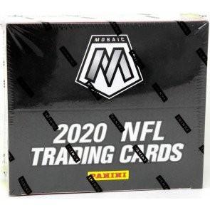 2020 Panini Mosaic Football No Huddle Box