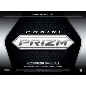 2020 Panini Prizm Baseball Hobby 12 Box Case