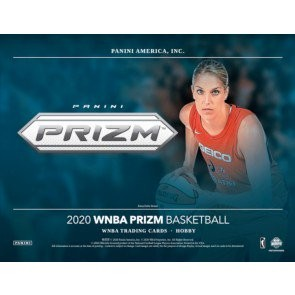 2020 Panini Prizm WNBA Basketball Hobby 12 Box Case