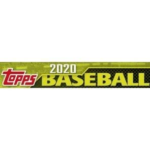2020 Topps Series 1 Baseball Jumbo 6 Box Case