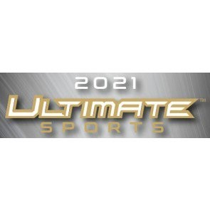 2021 Leaf Ultimate Sports Hobby 10 Box Case