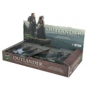 2020 Cryptozoic Outlander Season 4 - Box
