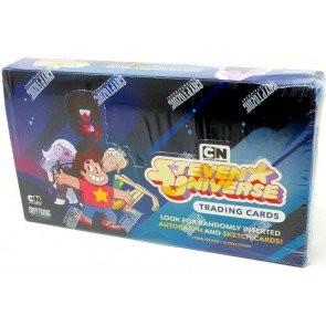 Steven Universe Seasons 1-5 Trading Cards (Cryptozoic) - 12 Box Case