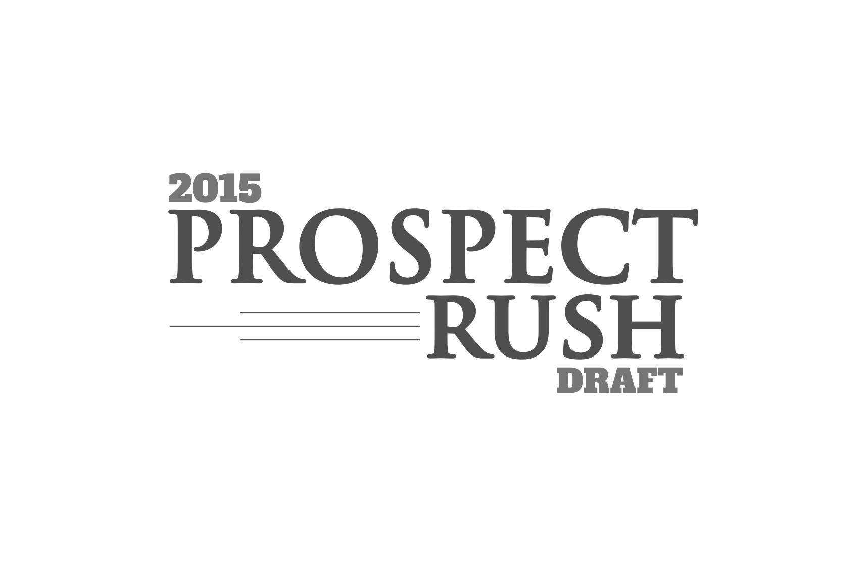 2015 Prospect Rush Draft 3 Box Case
