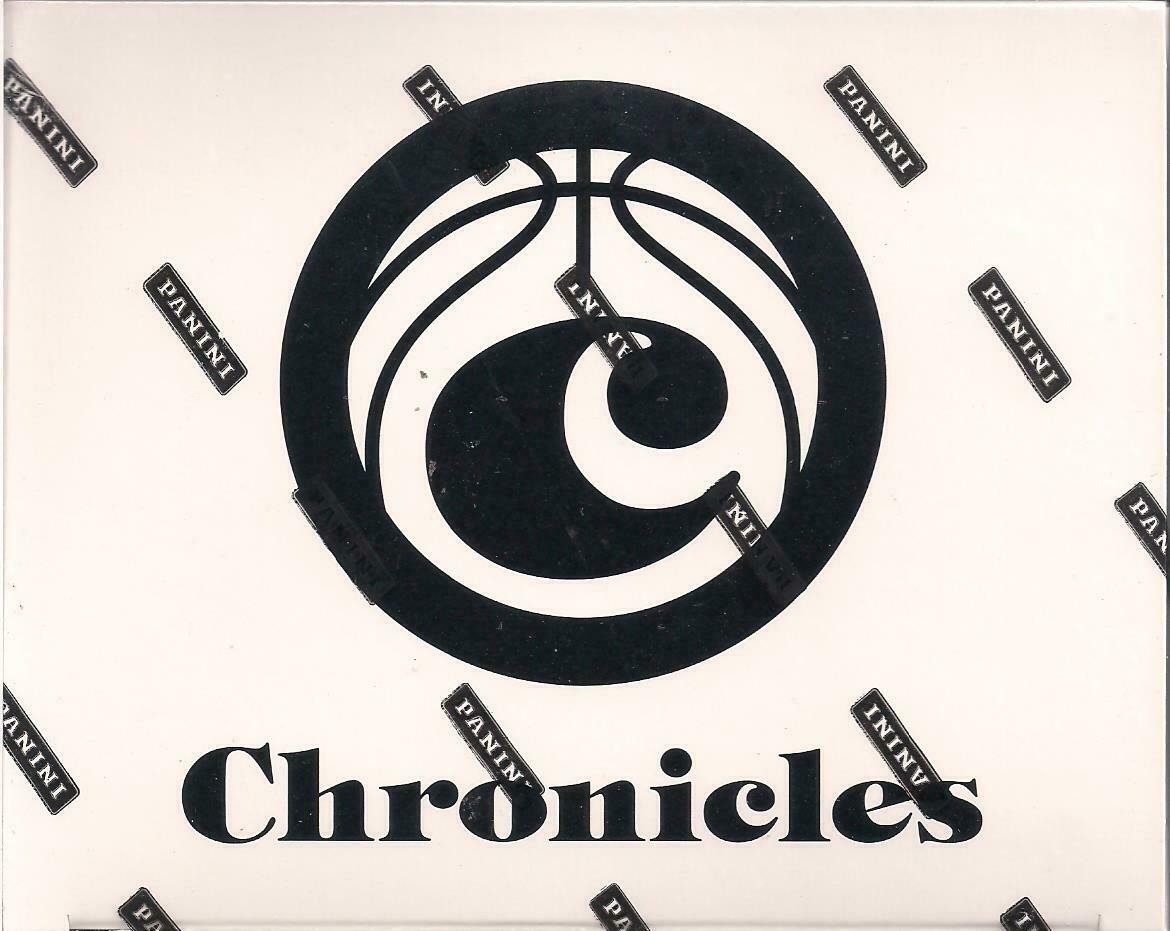 2019/20 Chronicles Basketball Factory Sealed Fat Pack Cello Box