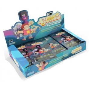 Steven Universe Seasons 1-5 Trading Cards (Cryptozoic) - Box