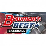 2018 Bowman's Best Baseball Hobby 8 Box Case