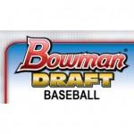 2018 Bowman Draft Baseball Jumbo Box