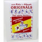 2018 Historic Autographs Originals The 1930s Series 2 Baseball Box