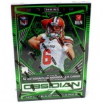2018 Panini Obsidian Football Hobby Box