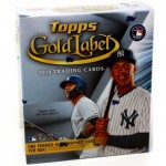 2018 Topps Gold Label Baseball Hobby Box