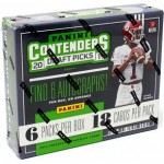 2019 Panini Contenders Draft Picks Football Hobby Box