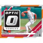 2019 Panini Donruss Optic Baseball Hobby 12 Box Case