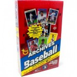 2019 Topps Archives Baseball Hobby 10 Box Case