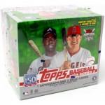 2019 Topps Series 2 Baseball Jumbo Box + 2 Silver Packs