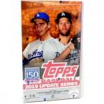 2019 Topps Update Series Baseball Hobby Box