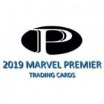2019 Upper Deck Marvel Premier Trading Card 6 Box Case