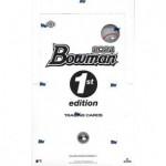 2021 Bowman Baseball 1st Edition Box