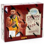 2020/21 Panini Crown Royale Basketball Hobby Box