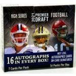2021 Sage Hit High Series Football Hobby Box
