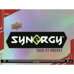 2020/21 Upper Deck Synergy Hockey Hobby Box