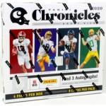 2020 Panini Chronicles Draft Picks Football Hobby Box