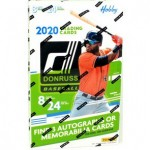 2020 Panini Donruss Baseball Hobby Box