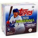 2020 Topps Series 1 Baseball Jumbo Box