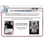 2021 Bowman Draft Baseball Super Jumbo Box