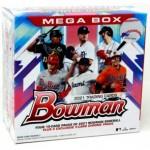 2021 Bowman Mega Box Baseball