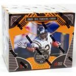 2021 Panini Legacy Football Hobby 12 Box Case
