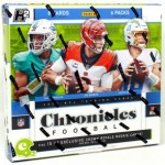 2020 Panini Chronicles Football H2 Box
