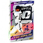 2021 Panini Donruss Optic Baseball Hobby Box