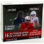 2021 Sage Hit Low Series Football Hobby Box
