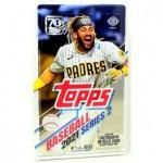 2021 Topps Series 2 Baseball Hobby 12 Box Case