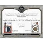 2021 Topps Sterling Baseball Hobby 8 Box Case
