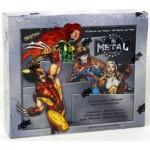 2021 Upper Deck Marvel X-Men Metal Universe Box