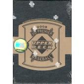 2008 Upper Deck Premier Baseball Hobby Box