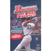 2010 Bowman Draft Picks & Prospects Baseball Hobby 12 Box Case