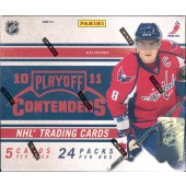 2010/11 Panini Contenders Hockey Hobby Box